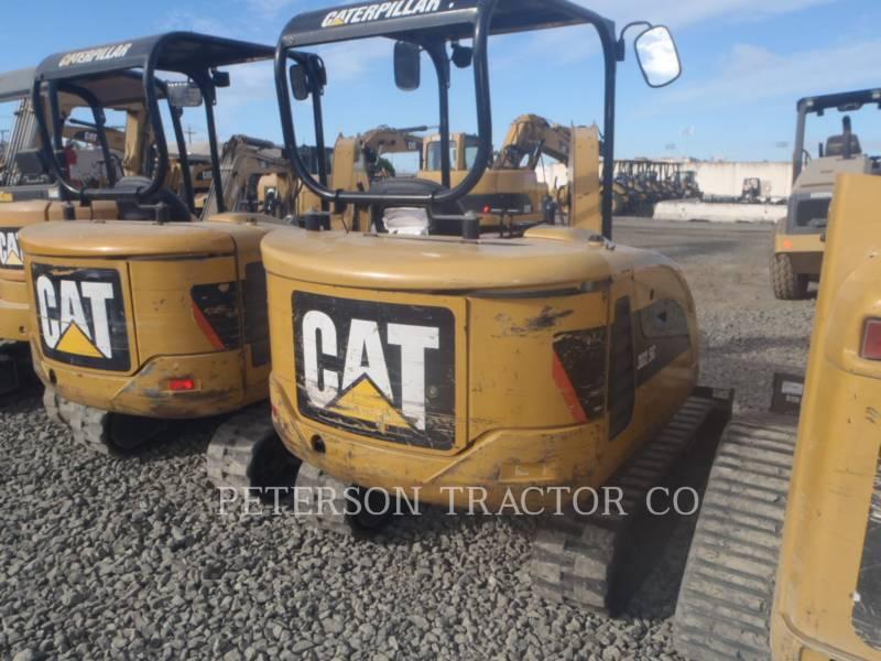 CATERPILLAR TRACK EXCAVATORS 302.5C equipment  photo 4