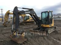 Equipment photo JOHN DEERE 60G KETTEN-HYDRAULIKBAGGER 1
