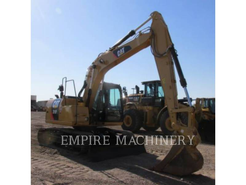 CATERPILLAR トラック油圧ショベル 311FLRR equipment  photo 6