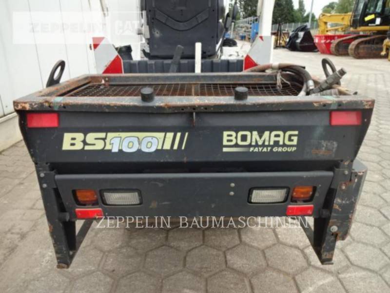 BOMAG COMPACTADORES BW100AD4 equipment  photo 12