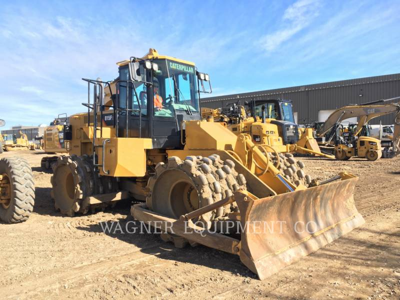 CATERPILLAR WHEEL LOADERS/INTEGRATED TOOLCARRIERS 815F2 equipment  photo 3