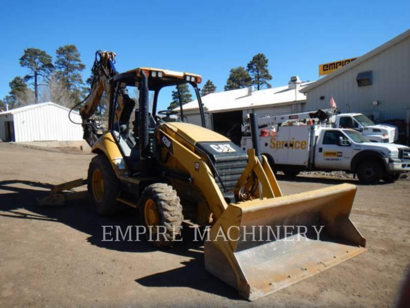 CATERPILLAR バックホーローダ 420FST equipment  photo 1