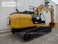 CATERPILLAR KETTEN-HYDRAULIKBAGGER 326D2 equipment  photo 4