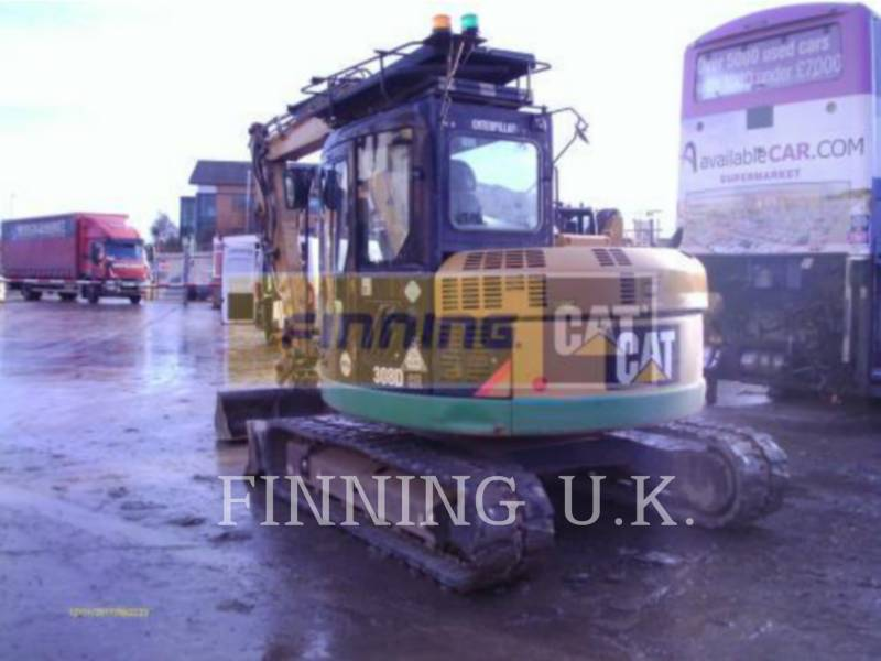 CATERPILLAR TRACK EXCAVATORS 308DCRSBRT equipment  photo 1