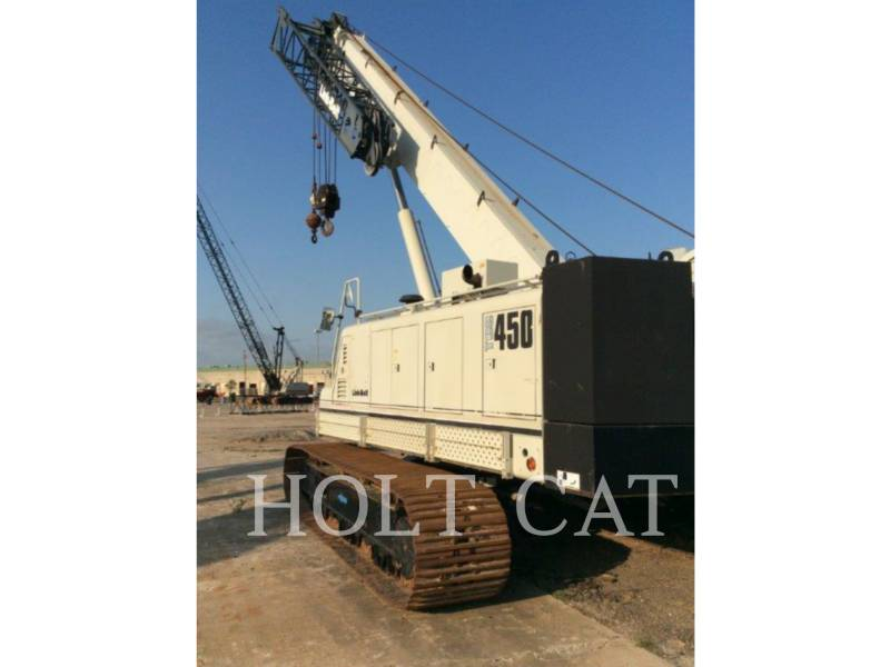 LINK-BELT CONST. CRANES TCC450 equipment  photo 2