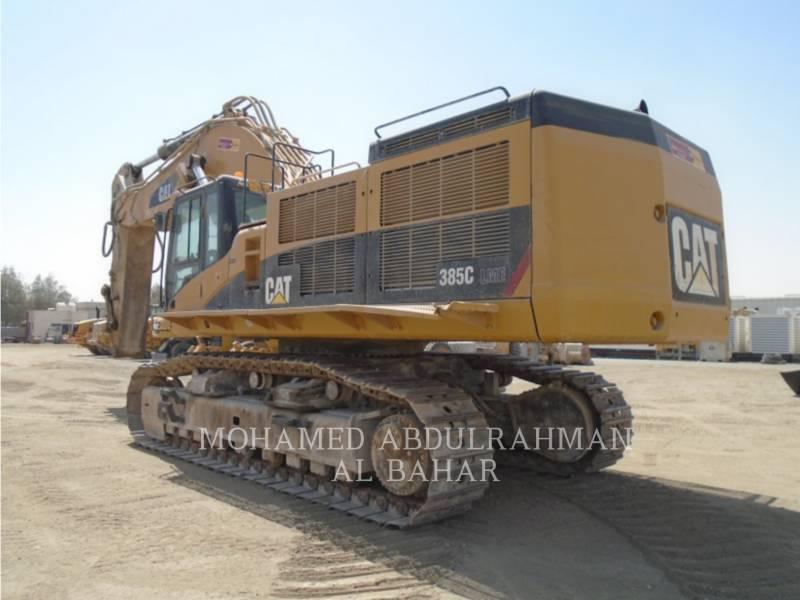 CATERPILLAR TRACK EXCAVATORS 385 C L (ME) equipment  photo 3