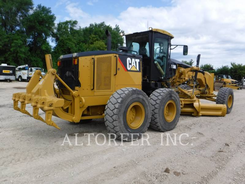 CATERPILLAR NIVELEUSES 14M equipment  photo 8