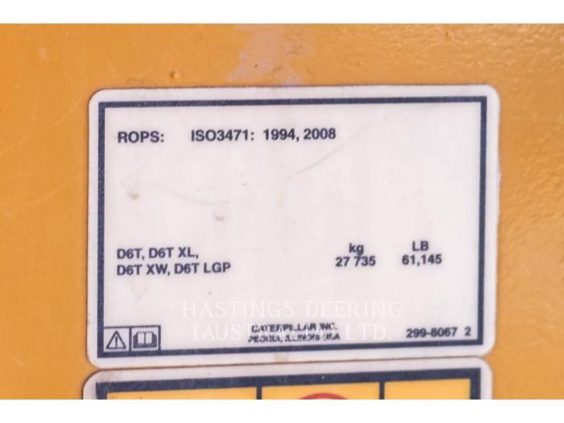 CATERPILLAR TRACK TYPE TRACTORS D6TXLVP equipment  photo 10