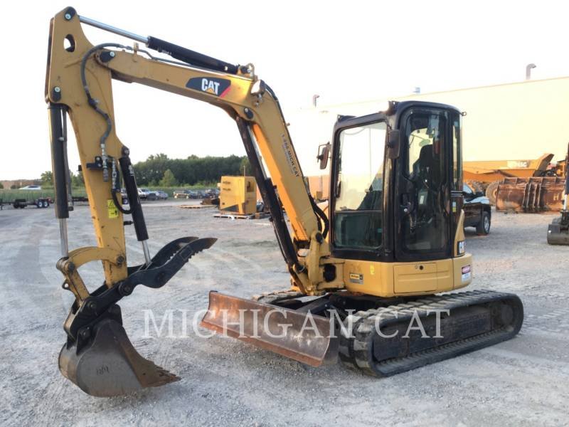 CATERPILLAR KETTEN-HYDRAULIKBAGGER 305ECR ATQ equipment  photo 1