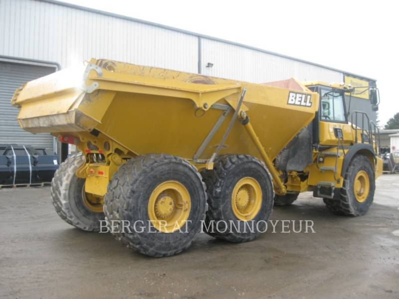 BELL EQUIPMENT NORTH AMERICA, INC. ARTICULATED TRUCKS B30E equipment  photo 5
