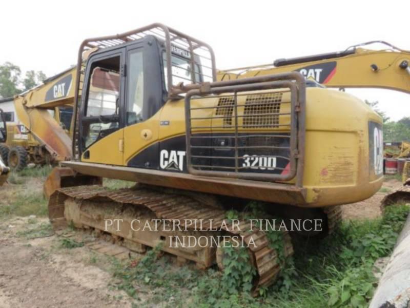CATERPILLAR TRACK EXCAVATORS 320D equipment  photo 13