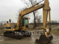 CATERPILLAR TRACK EXCAVATORS 215C LC equipment  photo 2