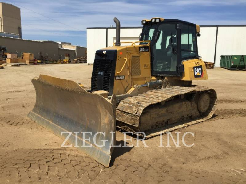 CATERPILLAR MINING TRACK TYPE TRACTOR D6K2LGPA equipment  photo 4