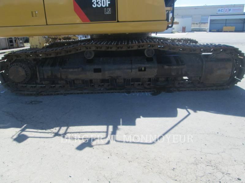 CATERPILLAR KETTEN-HYDRAULIKBAGGER 330FLN equipment  photo 10