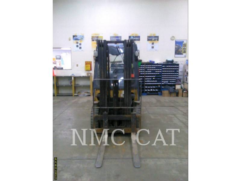 CATERPILLAR LIFT TRUCKS MONTACARGAS 2P5000_MC equipment  photo 4