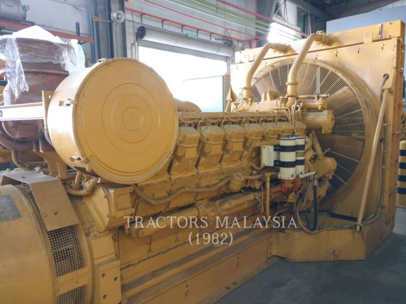 CATERPILLAR INDUSTRIE 3516TA equipment  photo 4