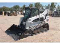 BOBCAT SKID STEER LOADERS T870 equipment  photo 1