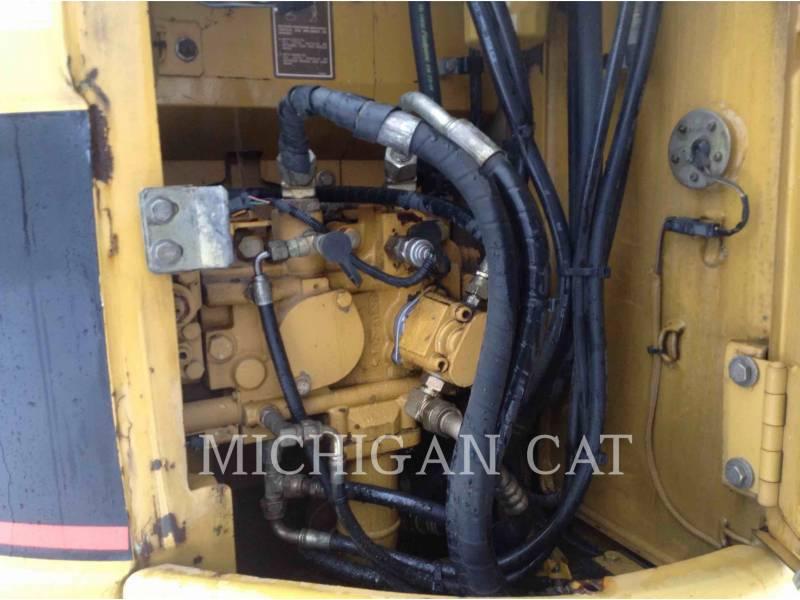 CATERPILLAR TRACK EXCAVATORS 314CCR equipment  photo 8