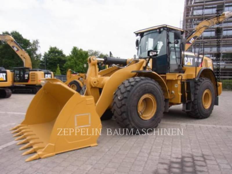 CATERPILLAR CARGADORES DE RUEDAS 966K equipment  photo 21