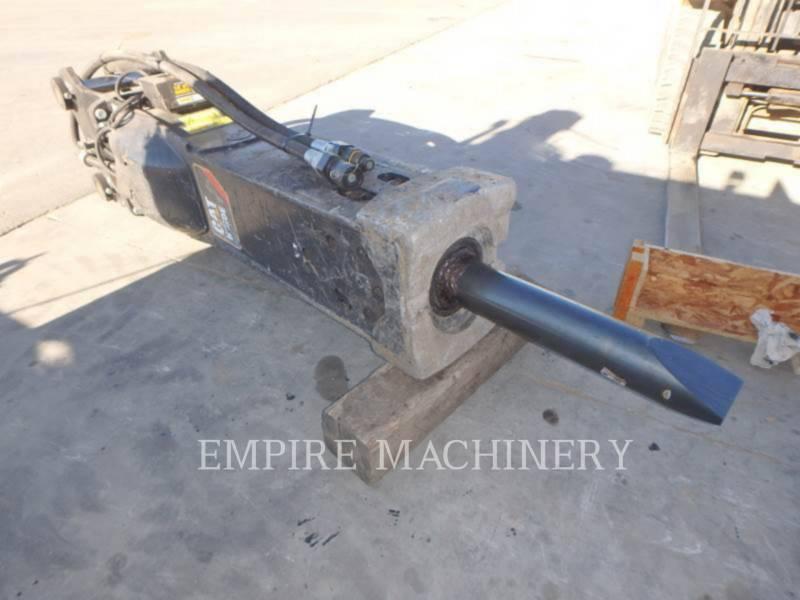 CATERPILLAR  HAMMER H130ES equipment  photo 3