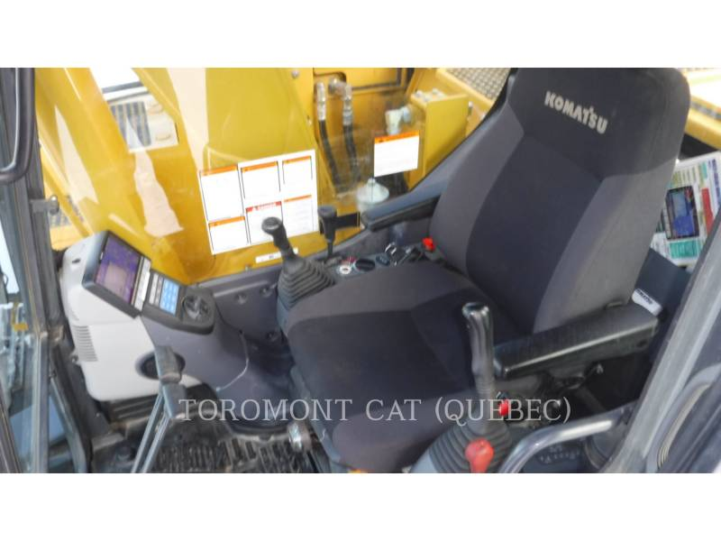 KOMATSU PELLES SUR CHAINES PC138 US LC equipment  photo 5