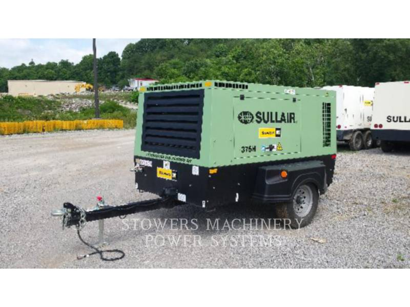 SULLAIR AIR COMPRESSOR 375HAF equipment  photo 1