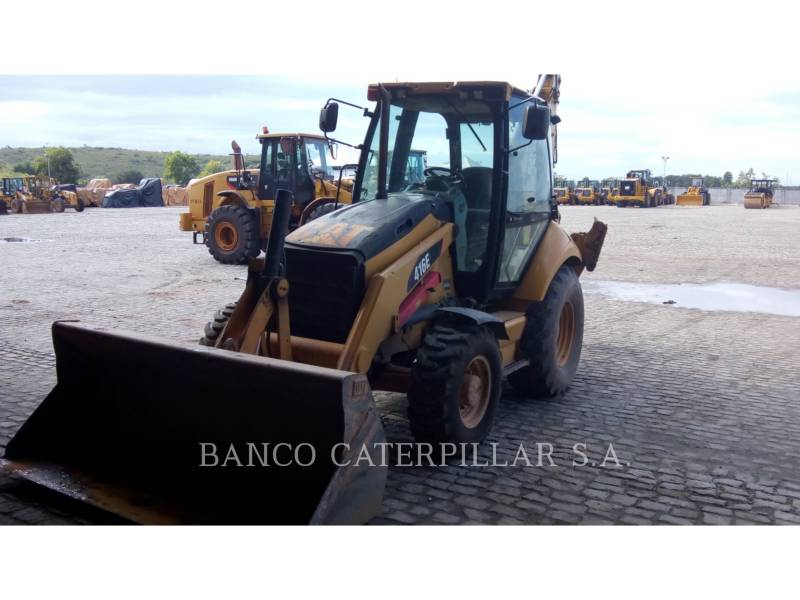 CAT TRADE-IN BAGGERLADER 416E equipment  photo 3