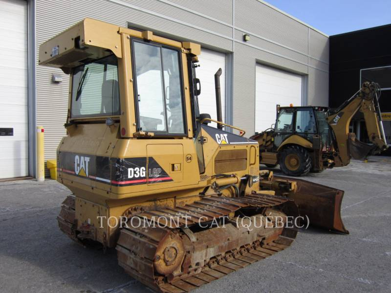 CATERPILLAR ブルドーザ D3GLGP equipment  photo 3