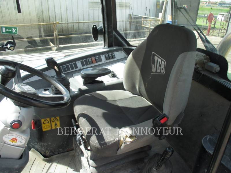 JCB WHEEL LOADERS/INTEGRATED TOOLCARRIERS 406 equipment  photo 9
