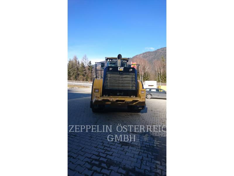 CATERPILLAR CARGADORES DE RUEDAS PARA MINERÍA 972K equipment  photo 21