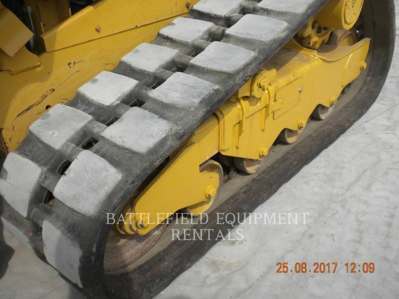 CATERPILLAR CHARGEURS TOUT TERRAIN 259DLRC equipment  photo 9