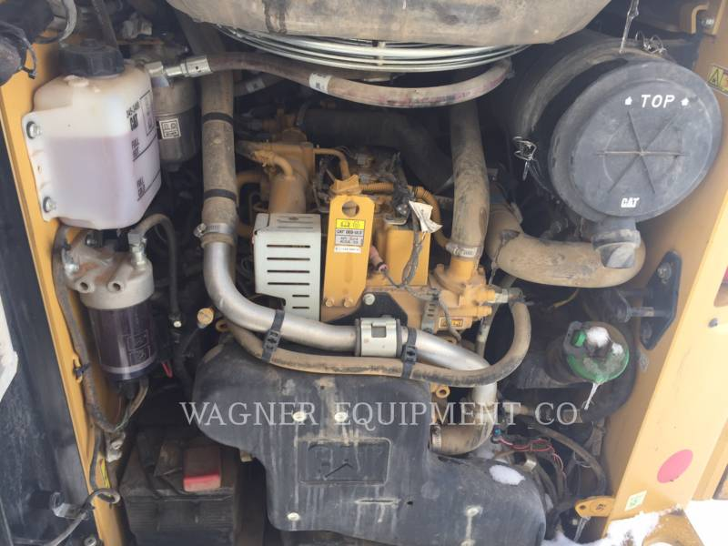 CATERPILLAR SKID STEER LOADERS 259D equipment  photo 11