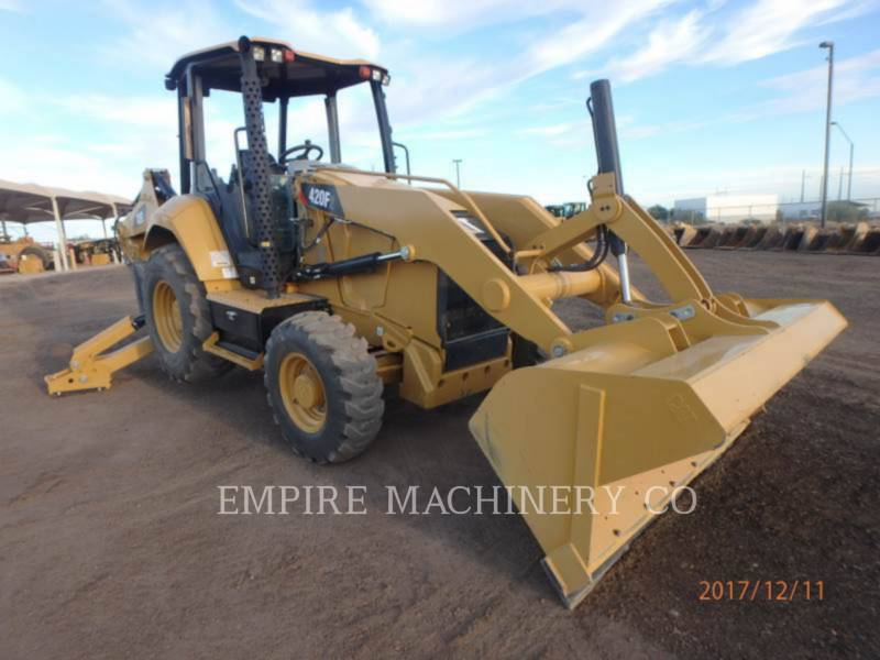 CATERPILLAR KOPARKO-ŁADOWARKI 420F2 4EO equipment  photo 1