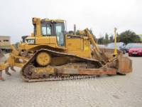 CATERPILLAR WHEEL DOZERS D6T LGP equipment  photo 6