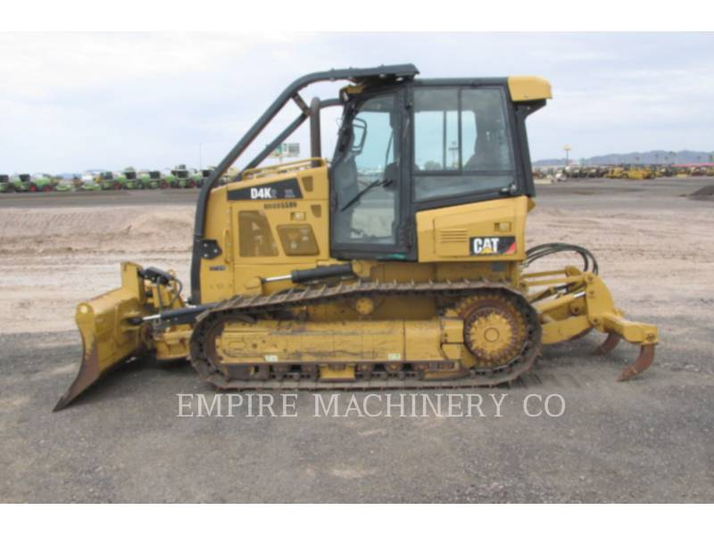 CATERPILLAR TRACK TYPE TRACTORS D4K CA equipment  photo 2