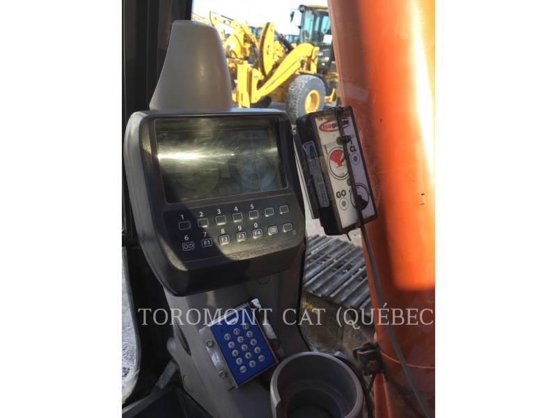 HITACHI PELLES SUR CHAINES ZX240 equipment  photo 10