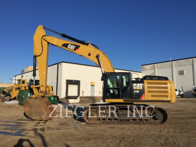 CATERPILLAR ESCAVADEIRAS 336E equipment  photo 7