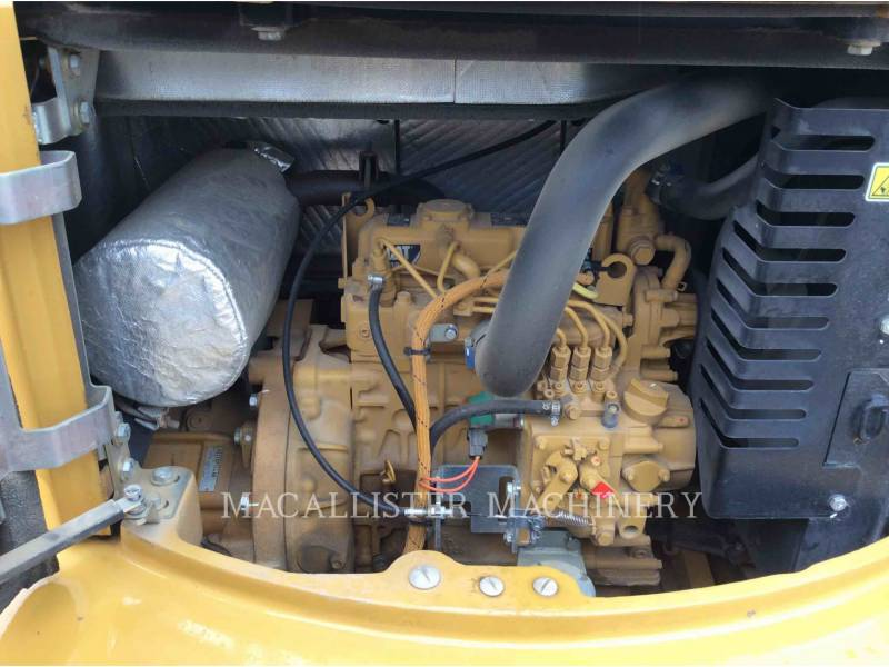 CATERPILLAR PELLES SUR CHAINES 303ECR equipment  photo 7