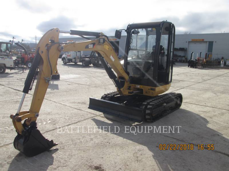 CATERPILLAR トラック油圧ショベル 302.7D equipment  photo 3
