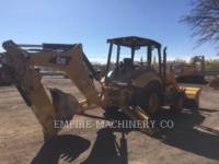 CATERPILLAR BAGGERLADER 420F2 4EOP equipment  photo 3