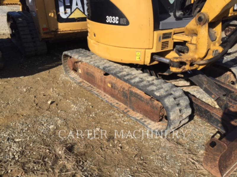 CATERPILLAR ESCAVADEIRAS 303CCR equipment  photo 6