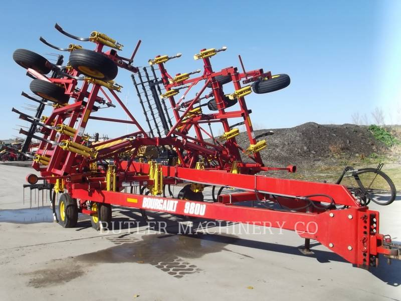 BOURGAULT INDUSTRIES AG - BESTELLUNGSGERÄTE 9800-28 equipment  photo 1