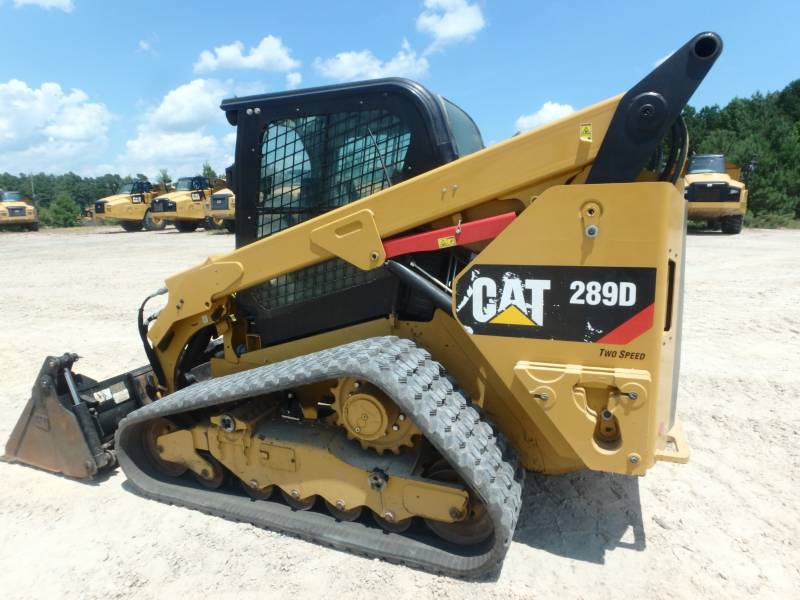 CATERPILLAR MULTI TERRAIN LOADERS 289D equipment  photo 4
