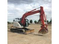 Equipment photo LINK-BELT CONST. 145X3 THB TRACK EXCAVATORS 1