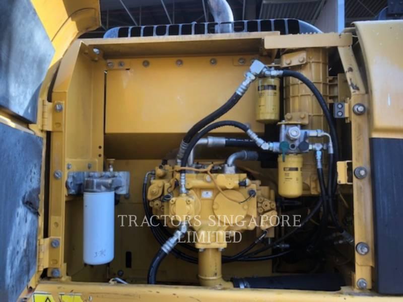 CATERPILLAR TRACK EXCAVATORS 320D equipment  photo 22