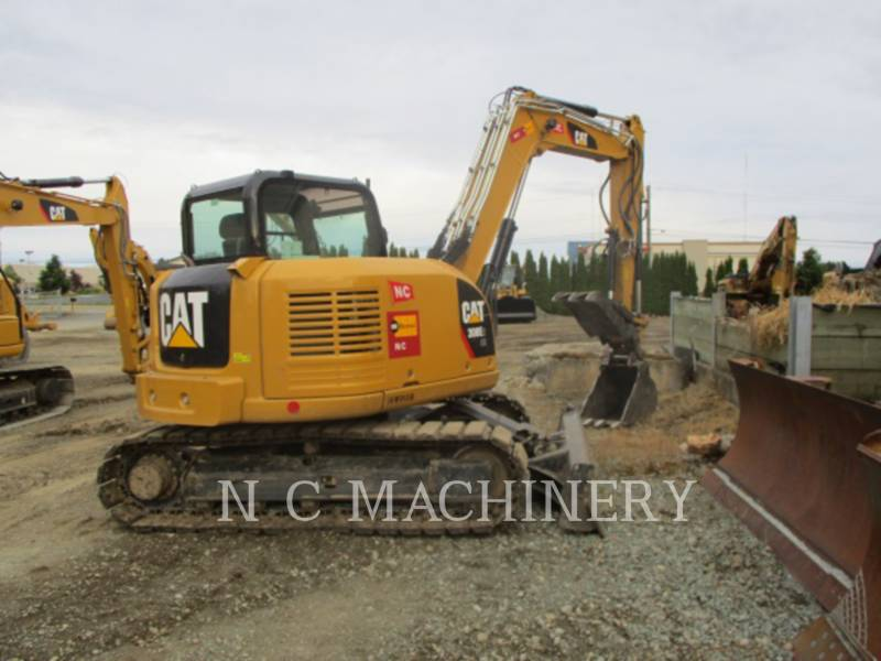CATERPILLAR ESCAVATORI CINGOLATI 308E2 CRCB equipment  photo 1