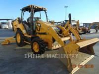 CATERPILLAR BAGGERLADER 420FST equipment  photo 1