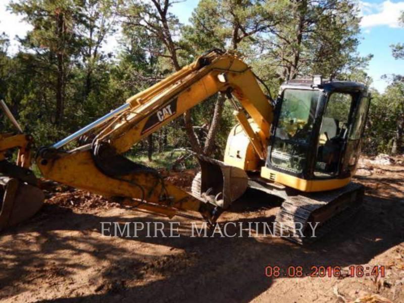 CATERPILLAR TRACK EXCAVATORS 308CCR equipment  photo 1