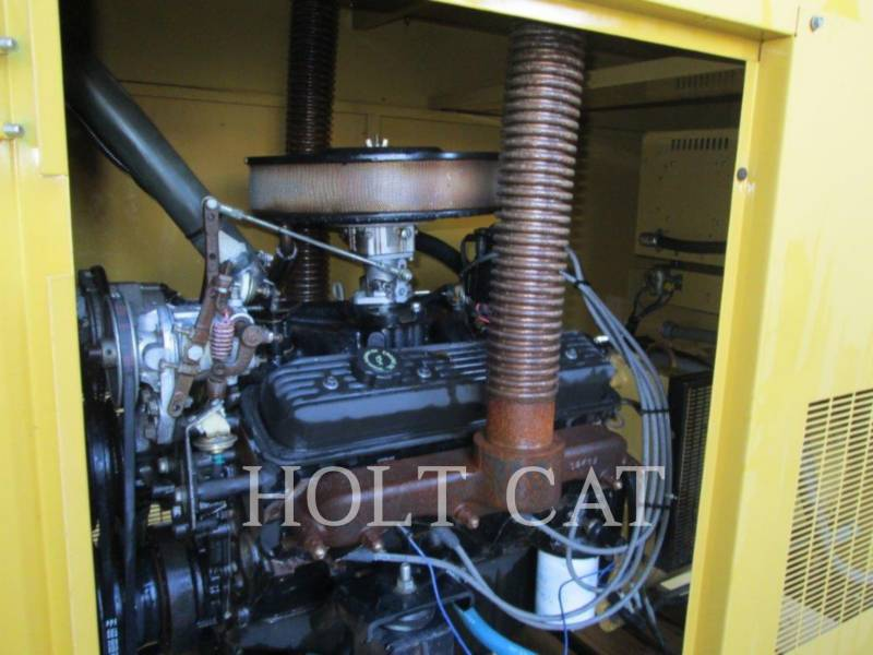 GENERAC STATIONARY - NATURAL GAS (OBS) CG045 equipment  photo 8