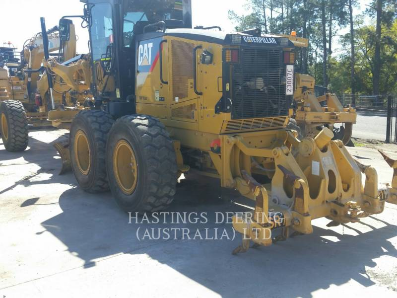 CATERPILLAR MOTORGRADER 140M equipment  photo 6